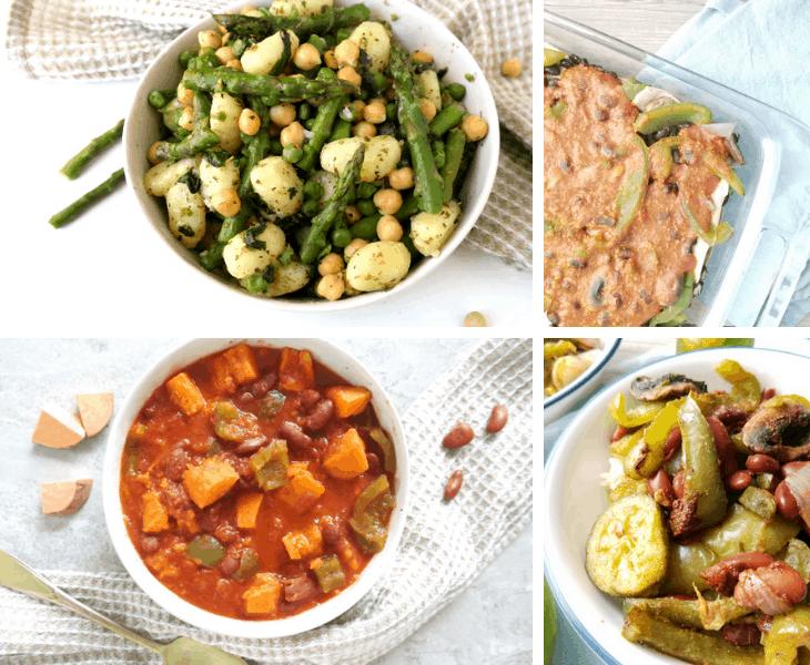 7-Day 1200 Calorie Vegan Weight Loss Meal Plan