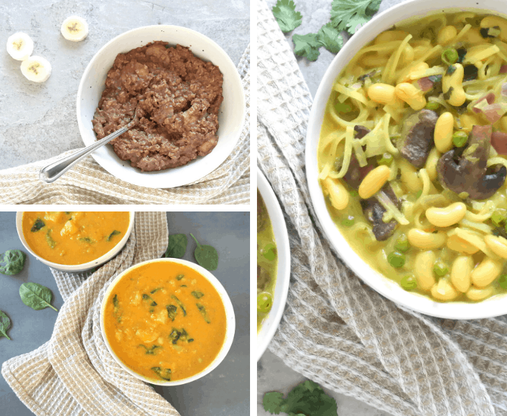 1500 Calorie Vegan Meal Plan {With Shopping List}