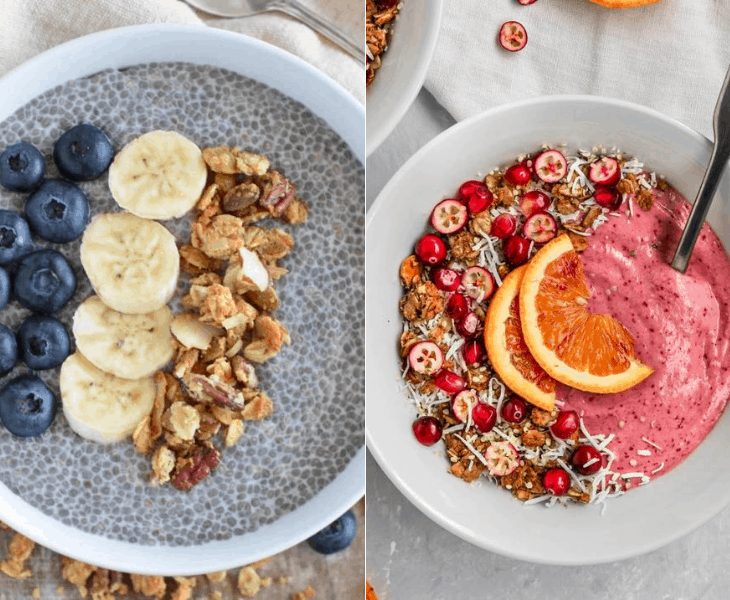 40+ Whole Food Plant Based Breakfast Recipes