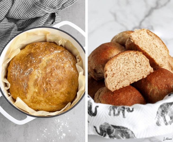 30+ Homemade Vegan Bread Recipes