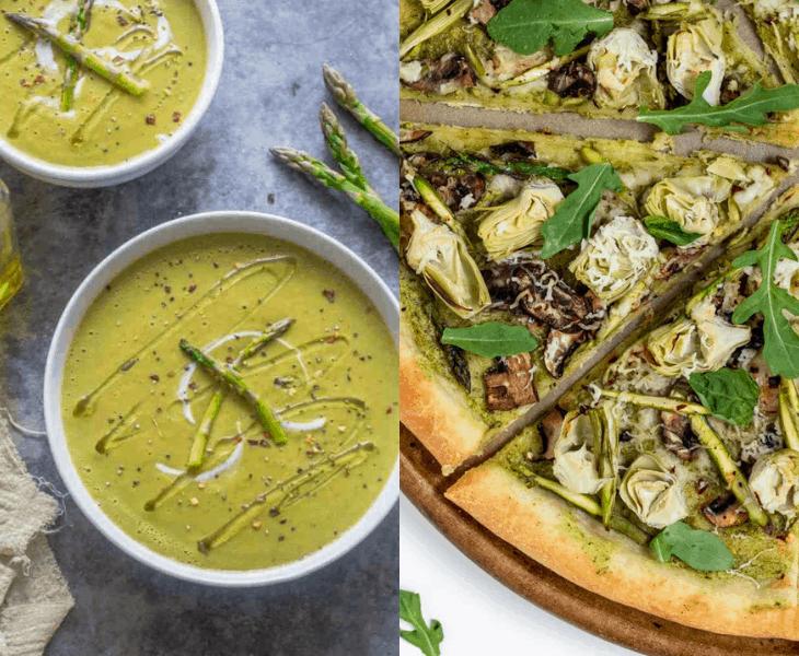 25+ Best Vegan Asparagus Recipes