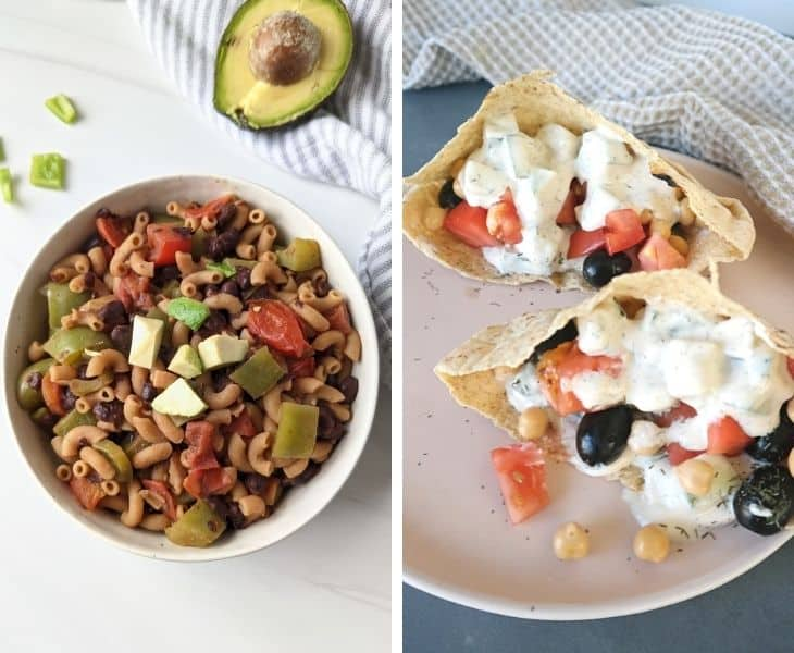 80 Grams of Protein a Day {Meal Plan}
