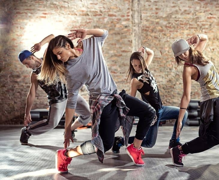 25+ Best Dance Workouts on YouTube